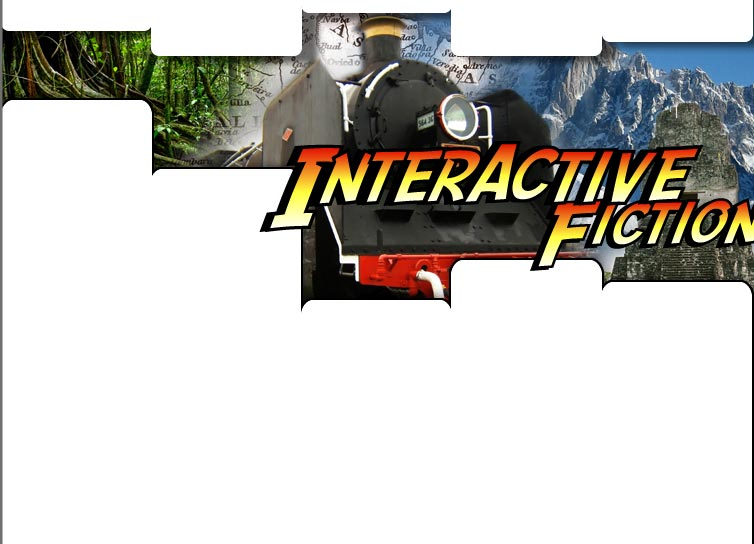 Interactive Fiction Banner